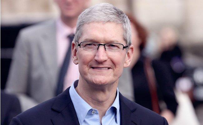 アップルのティム・クックCEOが来日時に「極秘面談」した人物