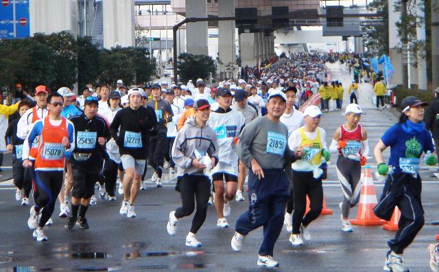 Tokyo_Marathon_2007