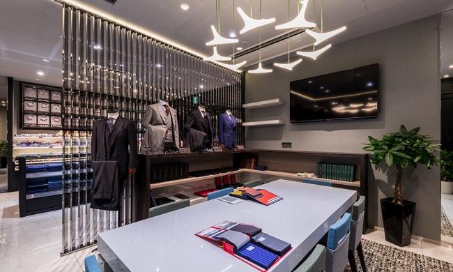 グローバルスタイルの店内の例