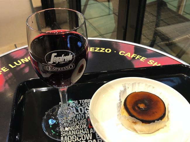 セガフレード・ザネッティのバスク風チーズケーキ