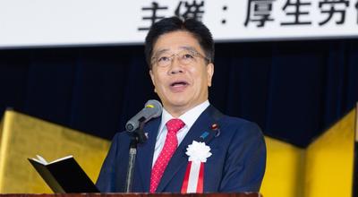 加藤厚生労働大臣