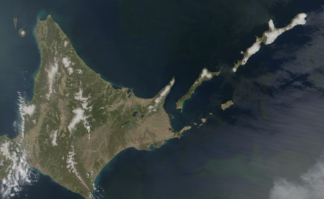 韓国「重要な隣国」、北方領土「主権を有する島」外交青書で明記