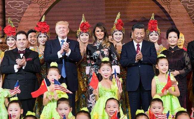 トランプ&中国G7②