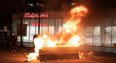 全米抗議デモ