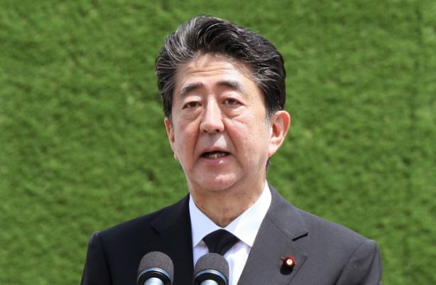 安倍首相_広島