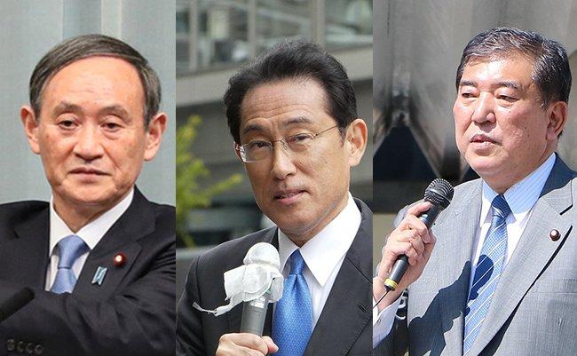 石破は堂々、菅チラ見、岸田ゆらゆら。総裁選「演説」をプロが辛口分析