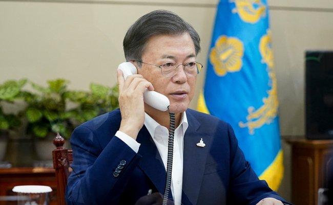 北朝鮮に国民を射殺されても雲隠れ。韓国大統領「空白の数十時間」
