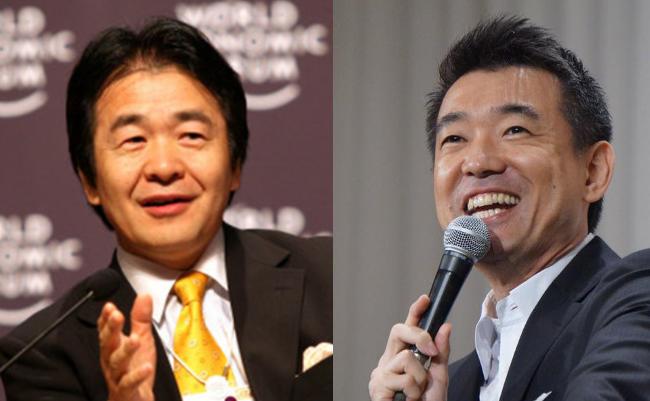 橋下維新と竹中平蔵氏のアブない関係。大阪は「パソナ太郎」に支配されている?