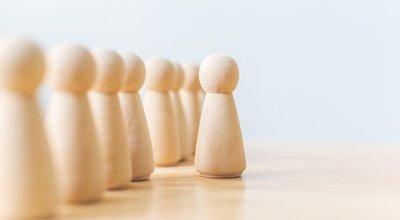 Human,Resource,,Talent,Management,,Recruitment,Employee,,Successful,Business,Team,Leader