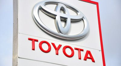 Moscow,,Russia,-,October,10,,2015,:,Logo,Of,Toyota