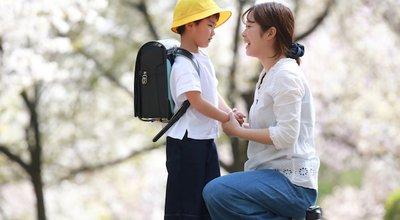 Mother,Encouraging,Boys,Who,Dislike,Going,To,School
